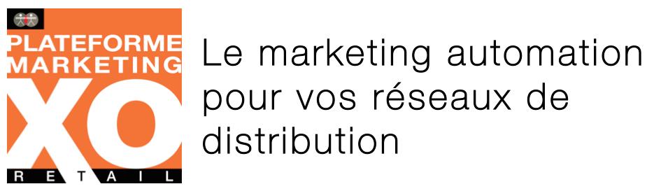 Plateforme Marketing XO